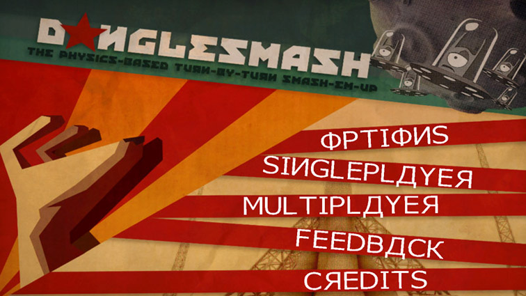 DangleSmash Screenshot